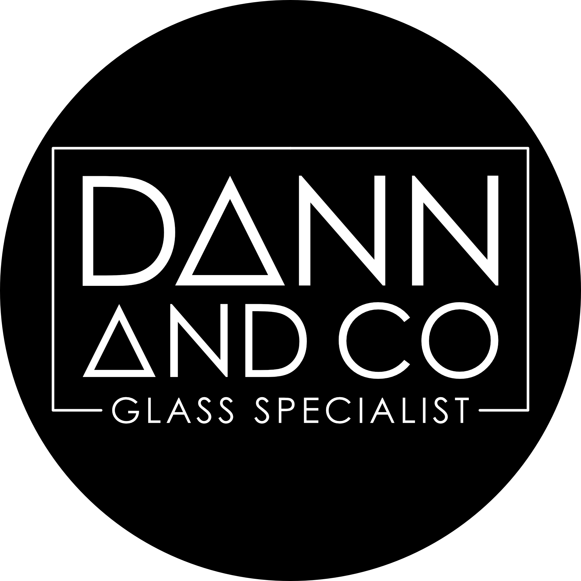 Dann & Co - Glass Specialist - Facebook Logo (1)